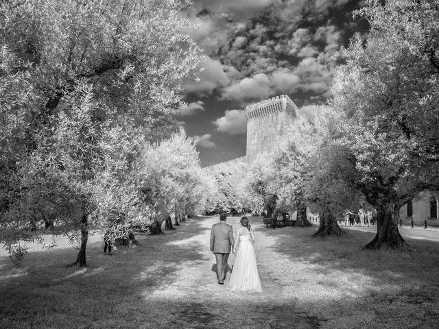 Il matrimonio di Claudio e Laura a Cortona, Arezzo 42