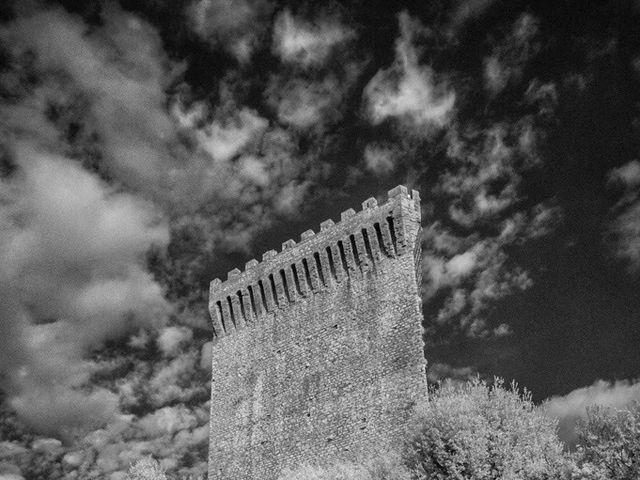 Il matrimonio di Claudio e Laura a Cortona, Arezzo 43