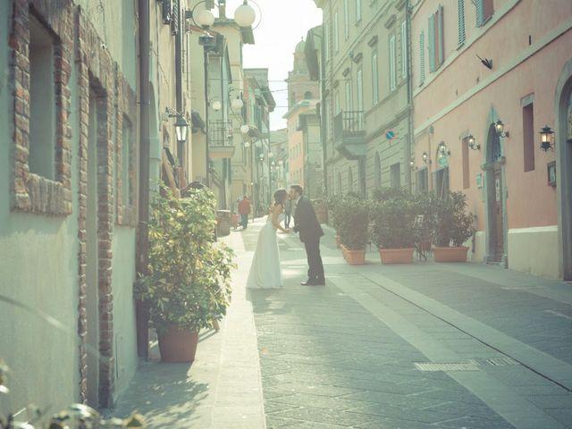 Il matrimonio di Claudio e Laura a Cortona, Arezzo 48