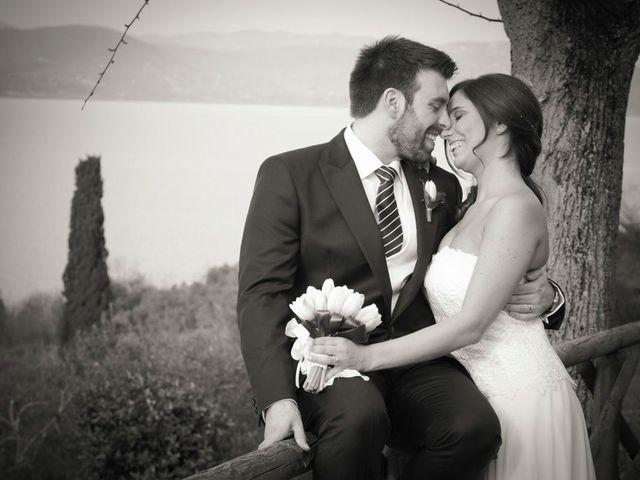Il matrimonio di Claudio e Laura a Cortona, Arezzo 50