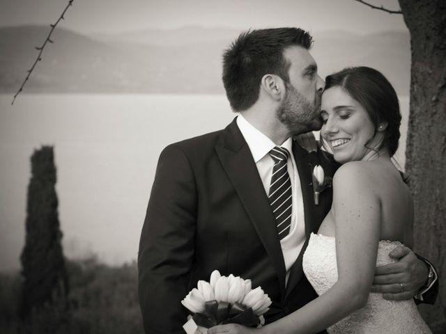 Il matrimonio di Claudio e Laura a Cortona, Arezzo 51