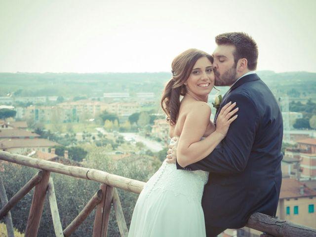 Il matrimonio di Claudio e Laura a Cortona, Arezzo 53