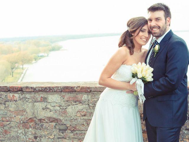 Il matrimonio di Claudio e Laura a Cortona, Arezzo 55