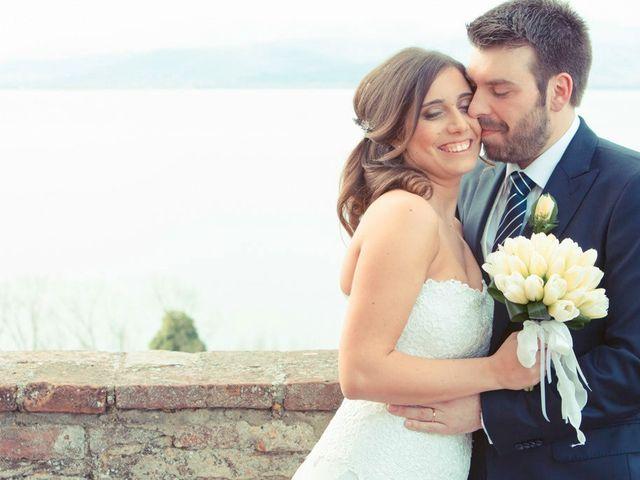 Il matrimonio di Claudio e Laura a Cortona, Arezzo 56
