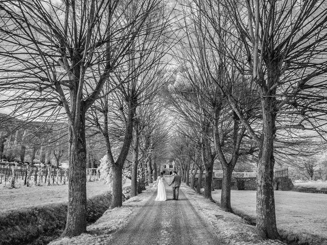 Il matrimonio di Claudio e Laura a Cortona, Arezzo 73