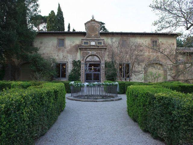 Il matrimonio di Claudio e Laura a Cortona, Arezzo 74
