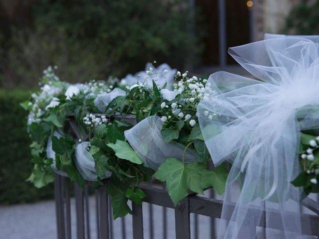 Il matrimonio di Claudio e Laura a Cortona, Arezzo 75