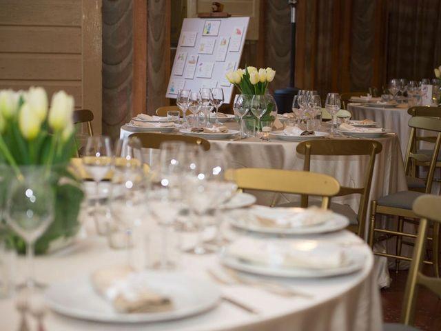 Il matrimonio di Claudio e Laura a Cortona, Arezzo 77