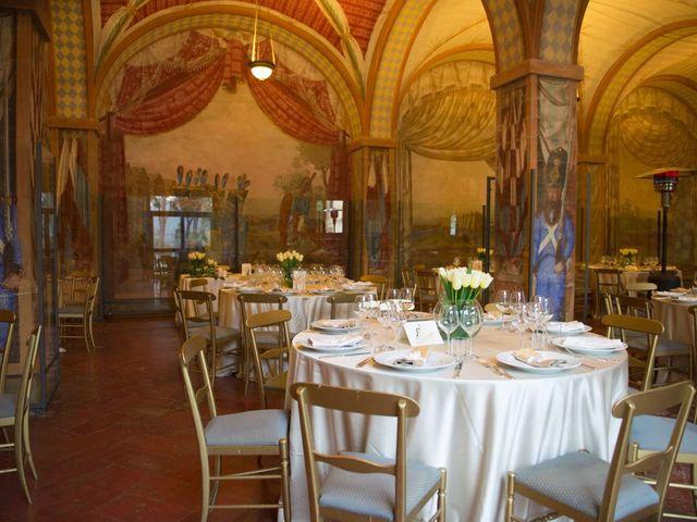 Il matrimonio di Claudio e Laura a Cortona, Arezzo 78