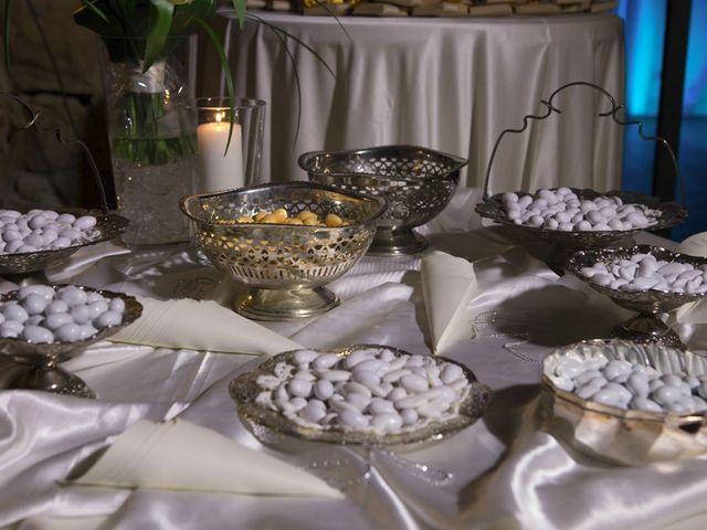Il matrimonio di Claudio e Laura a Cortona, Arezzo 82