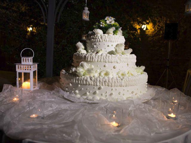 Il matrimonio di Claudio e Laura a Cortona, Arezzo 83