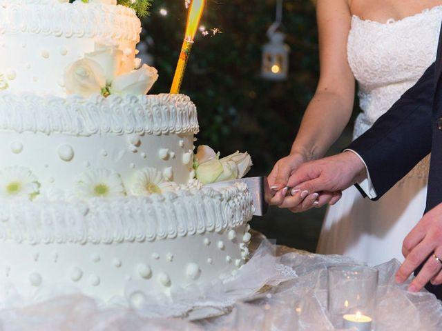 Il matrimonio di Claudio e Laura a Cortona, Arezzo 85