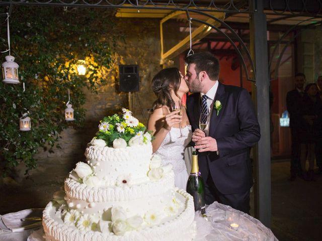 Il matrimonio di Claudio e Laura a Cortona, Arezzo 86