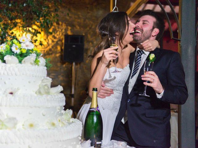 Il matrimonio di Claudio e Laura a Cortona, Arezzo 87