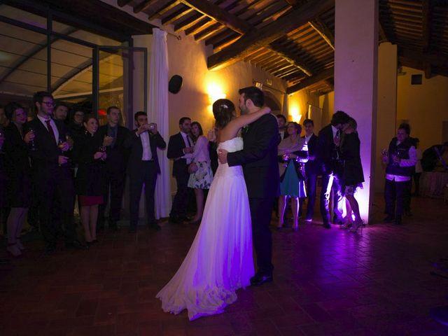 Il matrimonio di Claudio e Laura a Cortona, Arezzo 90
