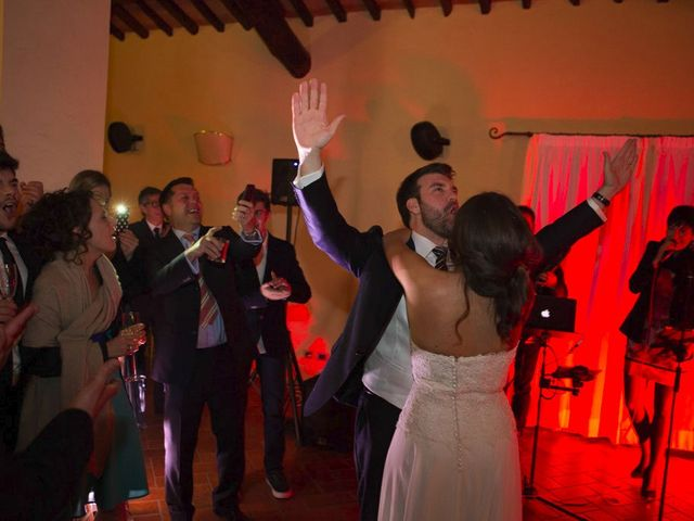 Il matrimonio di Claudio e Laura a Cortona, Arezzo 91