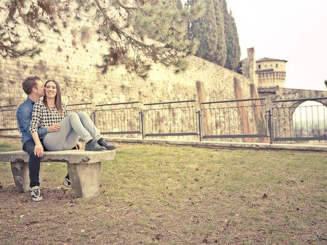 Il matrimonio di Marco e Alessia a Soncino, Cremona 38
