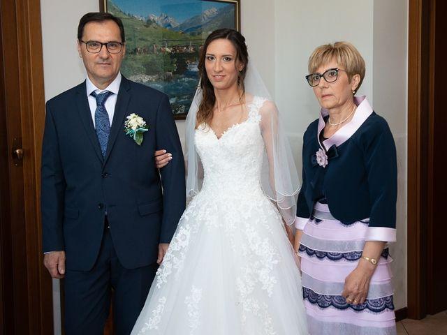 Il matrimonio di Marco e Alessia a Soncino, Cremona 57