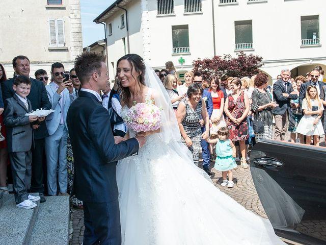 Il matrimonio di Marco e Alessia a Soncino, Cremona 64