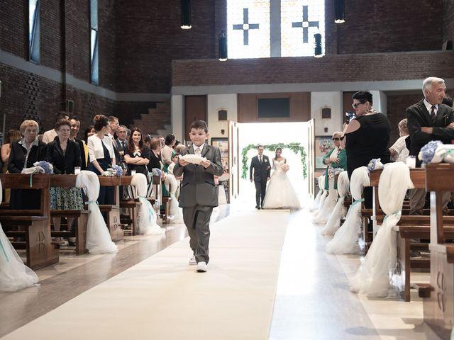 Il matrimonio di Marco e Alessia a Soncino, Cremona 66