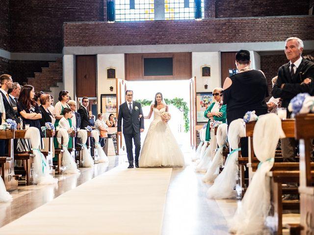 Il matrimonio di Marco e Alessia a Soncino, Cremona 67