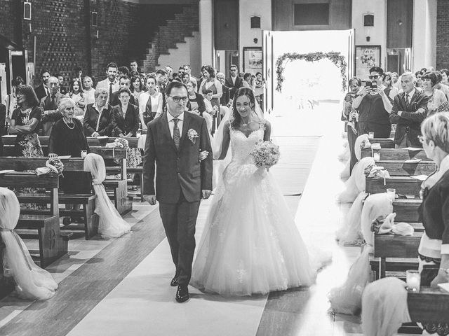 Il matrimonio di Marco e Alessia a Soncino, Cremona 69
