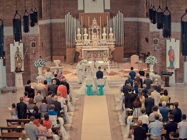 Il matrimonio di Marco e Alessia a Soncino, Cremona 71