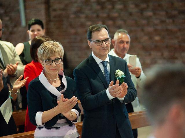 Il matrimonio di Marco e Alessia a Soncino, Cremona 73