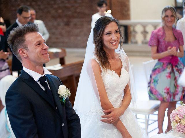 Il matrimonio di Marco e Alessia a Soncino, Cremona 74