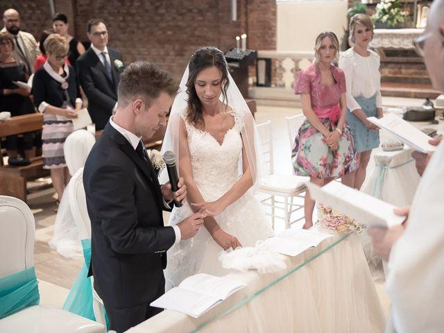 Il matrimonio di Marco e Alessia a Soncino, Cremona 76