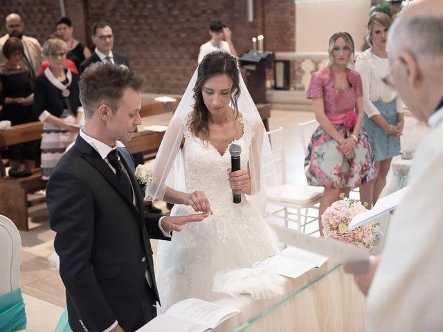Il matrimonio di Marco e Alessia a Soncino, Cremona 77