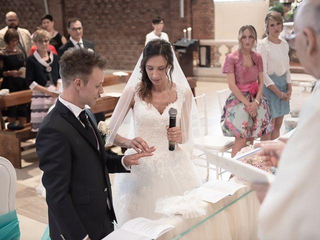 Il matrimonio di Marco e Alessia a Soncino, Cremona 78