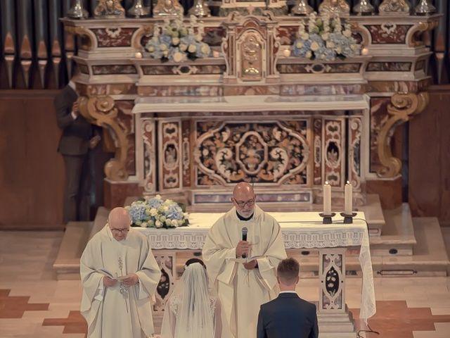 Il matrimonio di Marco e Alessia a Soncino, Cremona 79