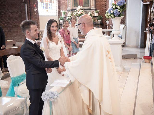 Il matrimonio di Marco e Alessia a Soncino, Cremona 82