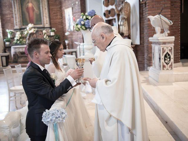 Il matrimonio di Marco e Alessia a Soncino, Cremona 83