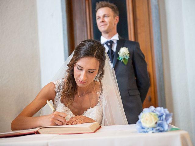 Il matrimonio di Marco e Alessia a Soncino, Cremona 85