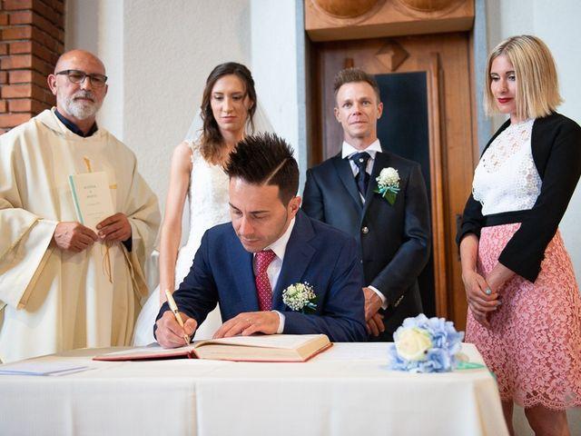 Il matrimonio di Marco e Alessia a Soncino, Cremona 87