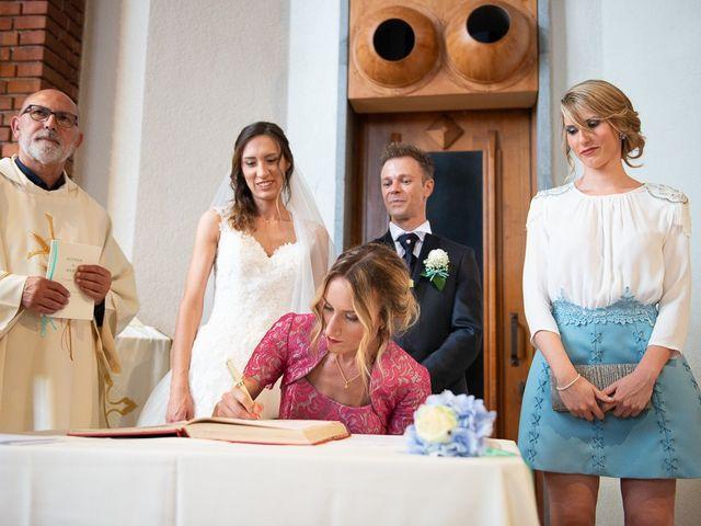 Il matrimonio di Marco e Alessia a Soncino, Cremona 89