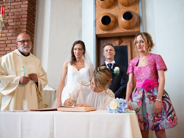 Il matrimonio di Marco e Alessia a Soncino, Cremona 90