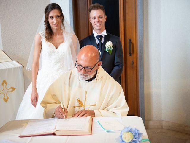 Il matrimonio di Marco e Alessia a Soncino, Cremona 91