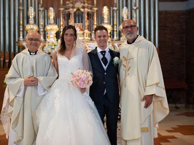 Il matrimonio di Marco e Alessia a Soncino, Cremona 92