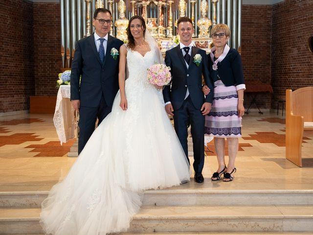 Il matrimonio di Marco e Alessia a Soncino, Cremona 94