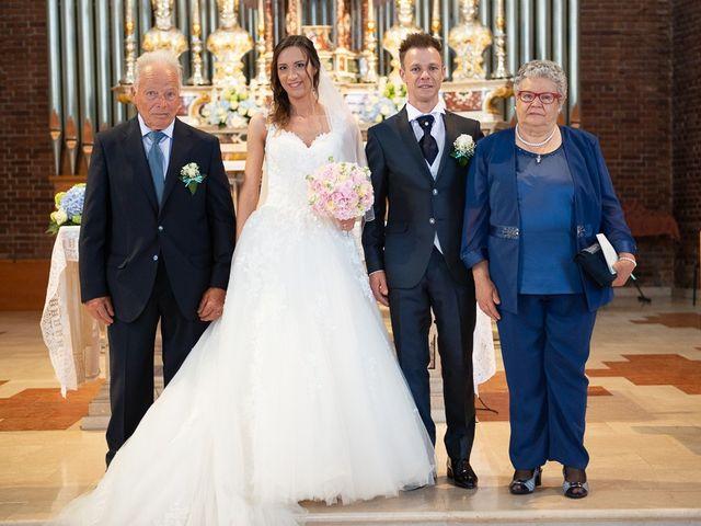 Il matrimonio di Marco e Alessia a Soncino, Cremona 95