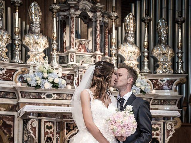 Il matrimonio di Marco e Alessia a Soncino, Cremona 97
