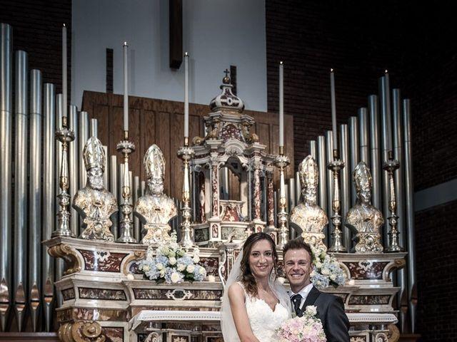 Il matrimonio di Marco e Alessia a Soncino, Cremona 98
