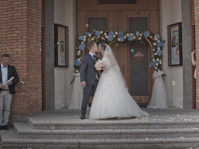 Il matrimonio di Marco e Alessia a Soncino, Cremona 100
