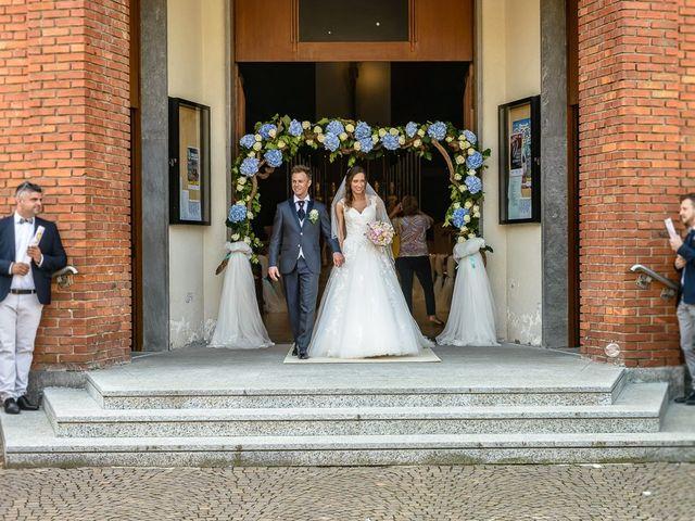 Il matrimonio di Marco e Alessia a Soncino, Cremona 102