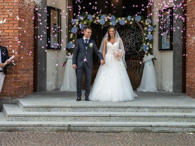 Il matrimonio di Marco e Alessia a Soncino, Cremona 103