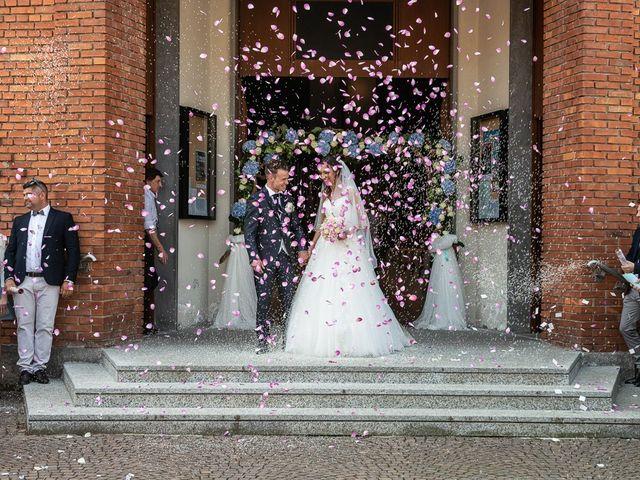 Il matrimonio di Marco e Alessia a Soncino, Cremona 104