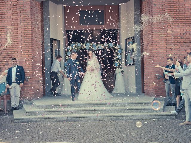 Il matrimonio di Marco e Alessia a Soncino, Cremona 105